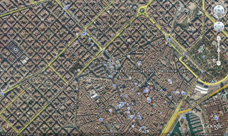 Barcelona zoomin