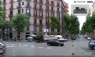 Barcelona streetview