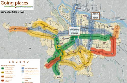 Portland HCT plan