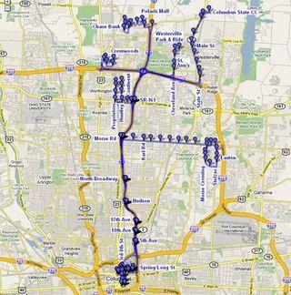 I-71NExpressRoutes_GoogleMap-large