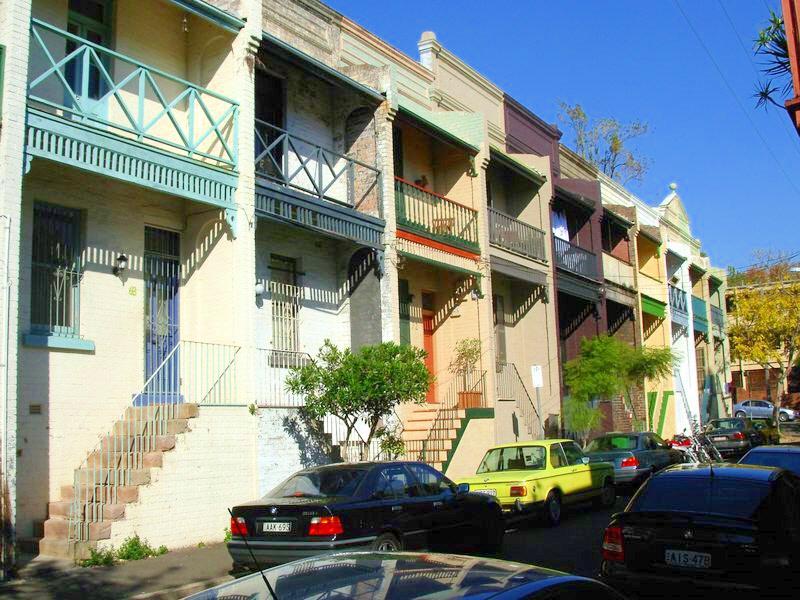 SydneyStreetOblique