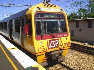Brisbane citytrain