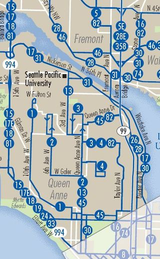 Seattle: The End of Trolleybuses? — Human Transit