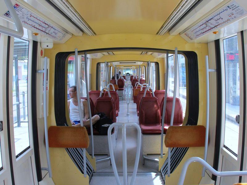 2 Tram Interior