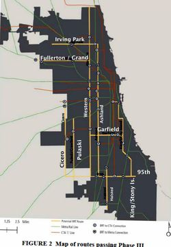 Chicago brt map final
