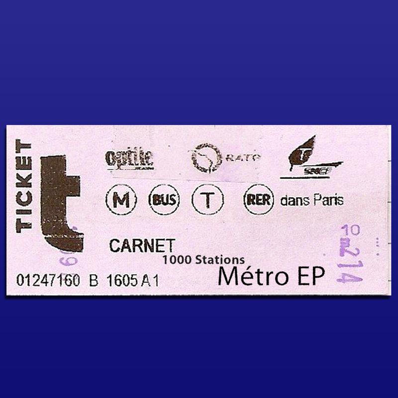 Metro EP cover
