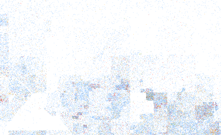 Clark co racial dots
