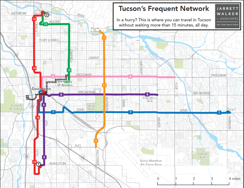 Tucson Frequent Network