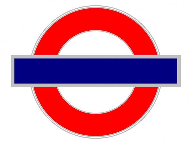 London-underground-tube-train-sign-blank-english