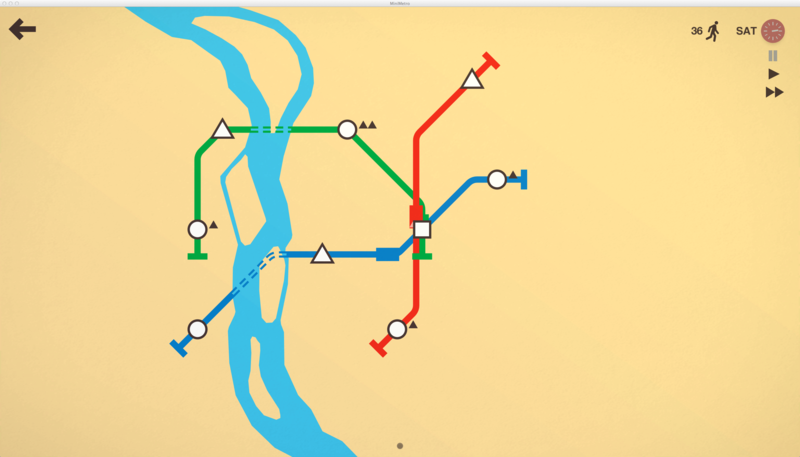 Mini metro cairo early